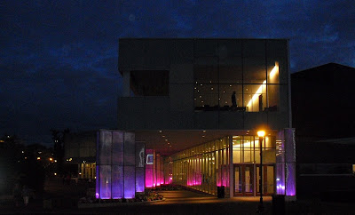 An evening at the burnsville performing arts center for Burnsville theater