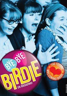 Bye Bye Birdie Logo