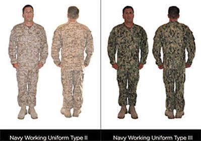 Marine Pattern Uniform (MARPAT) - Military Information HQ