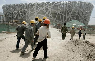 National Olympic Stadium in Beijing