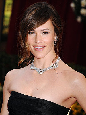 Jennifer Garner Shares Valentine's Day Tips
