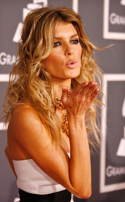 Marisa Miller Is Grammy's  Eye Candy