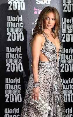 Jennifer Lopez Sexy In Leopard Print