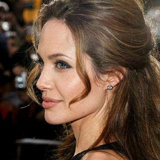 Angelina Jolie Back To Self-Mutilation?