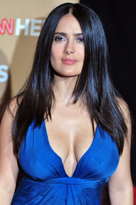 Salma Hayek Denies Mistress Speculation