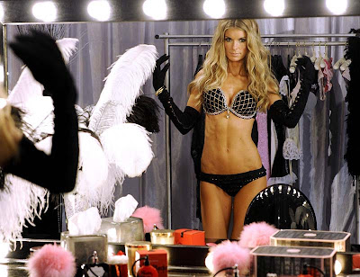 Marisa Miller Backstage Photos