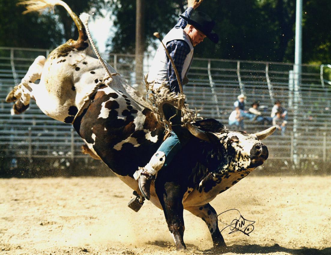 Yiiihaaa! Weekend z Rodeo!