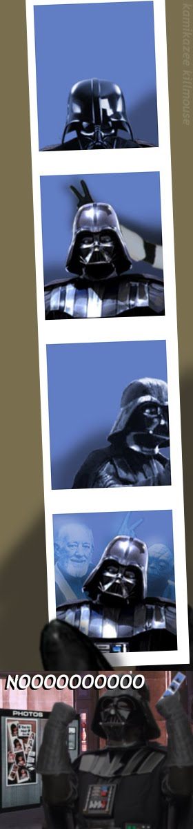 Funny Darth Vader
