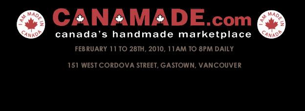 CANAMADE - Canada's Handmade Marketplace