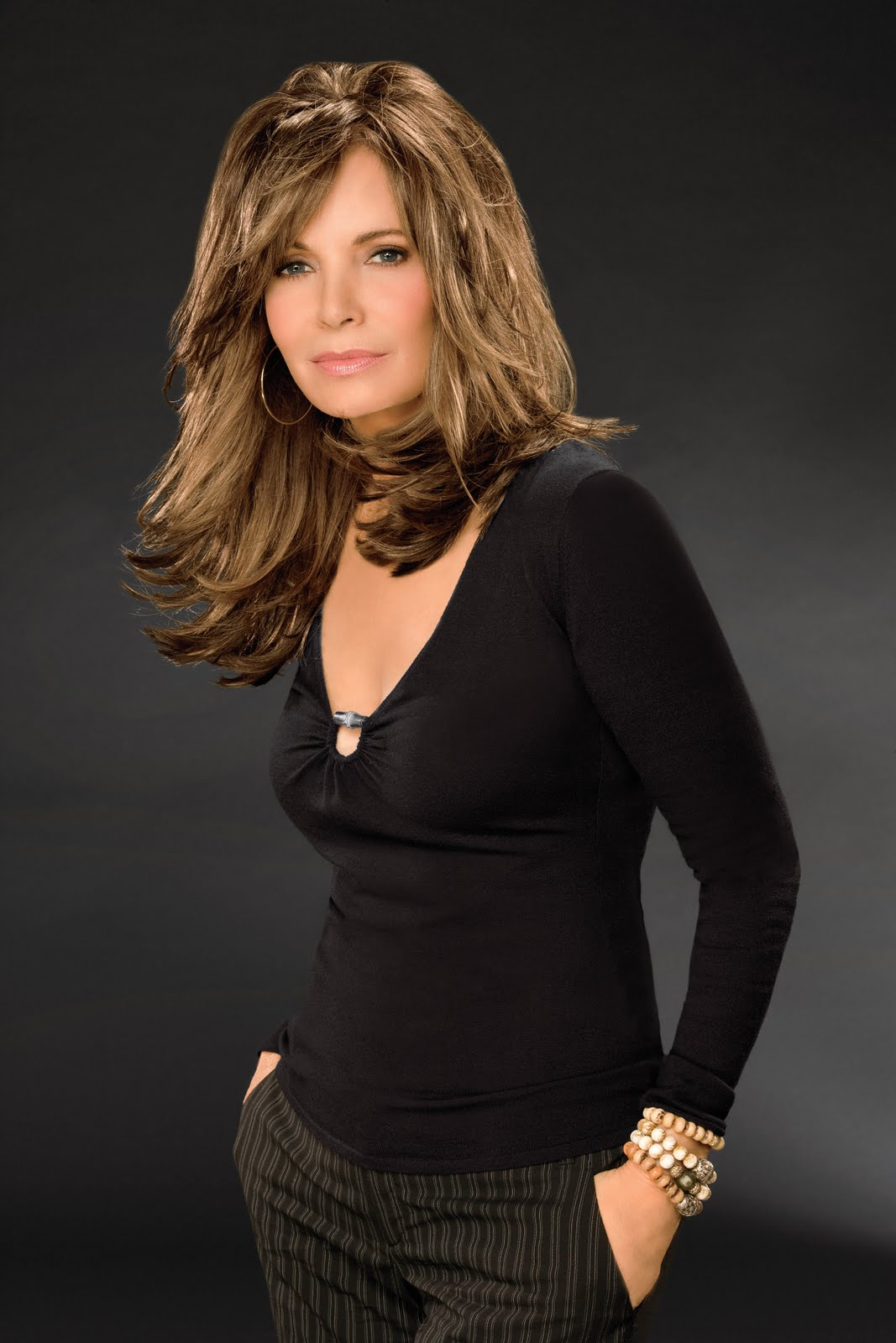 Celebrity Extra Interview Jaclyn Smith a Trendsetter