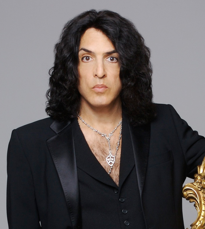 Paul Stanley Makeup: Celebrity Extra: Q And A: Week Of April 12