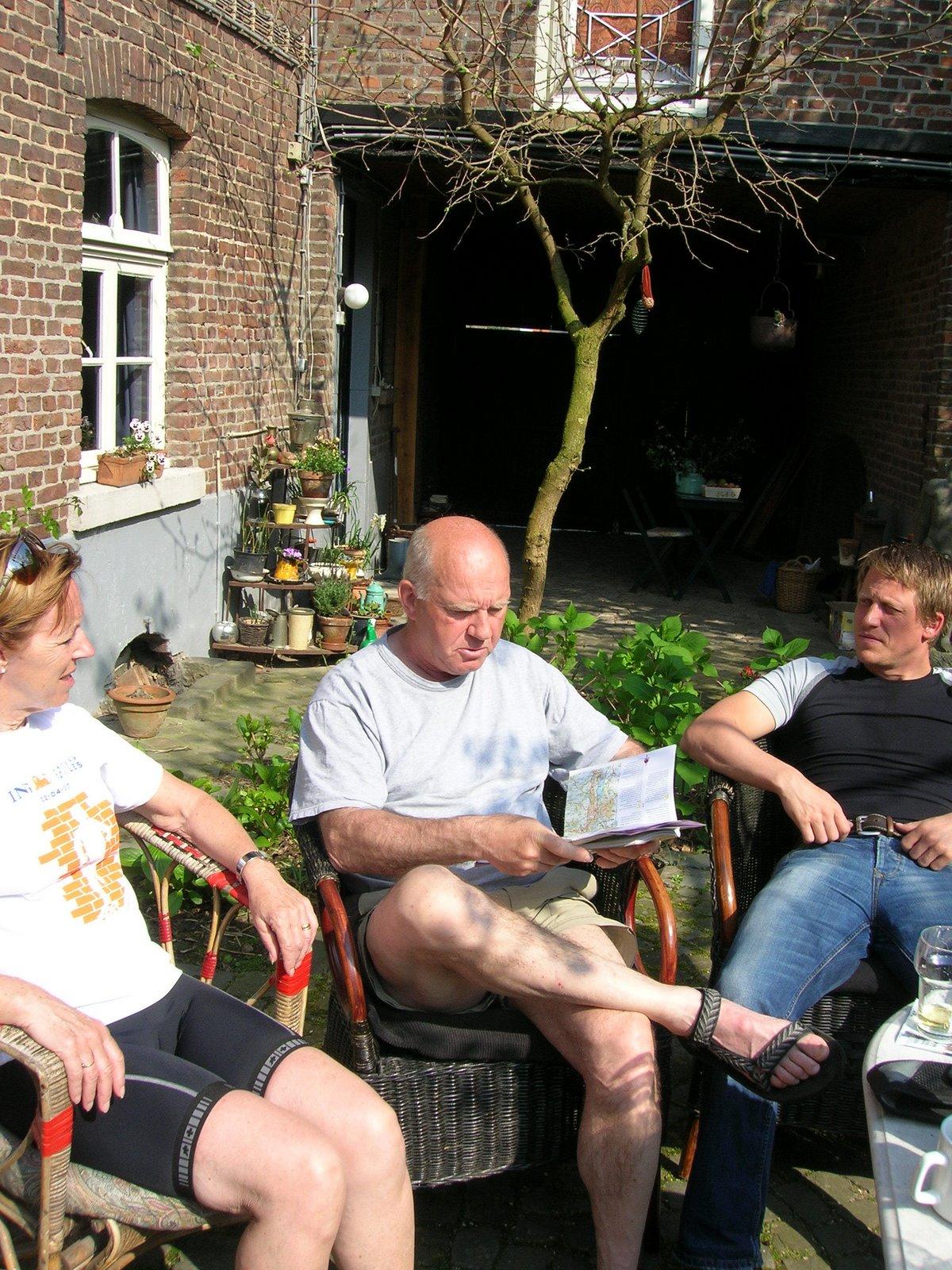 Heuveltjes trainen in Zuid-Limburg