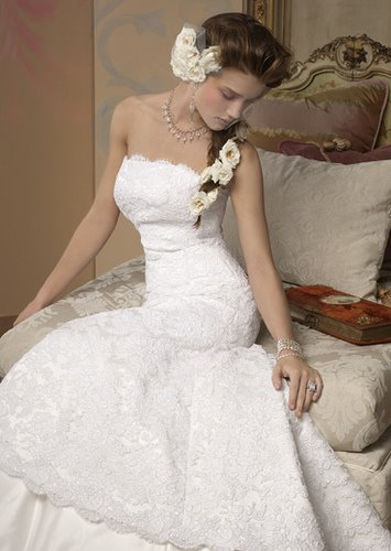 Top Wedding Gown