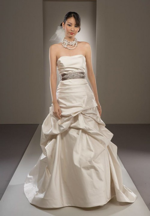 watter watters wedding dress