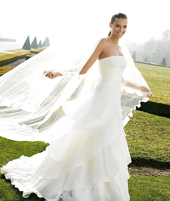 Wedding Bridal dresses photo