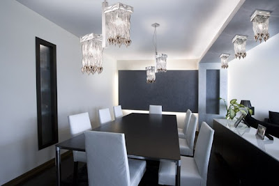 modern Contemporary Lighting of home Interior design