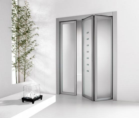 Modern Folding Doors 554 x 472