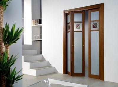 charming folding door design