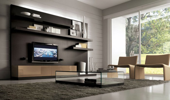 Master living room home interior furniture design ideas for Sitting room furniture design