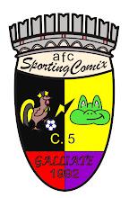 A.F.C SPORTING COMIX 1992