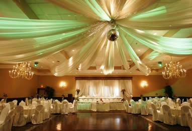 How To Decorate A Wedding Reception