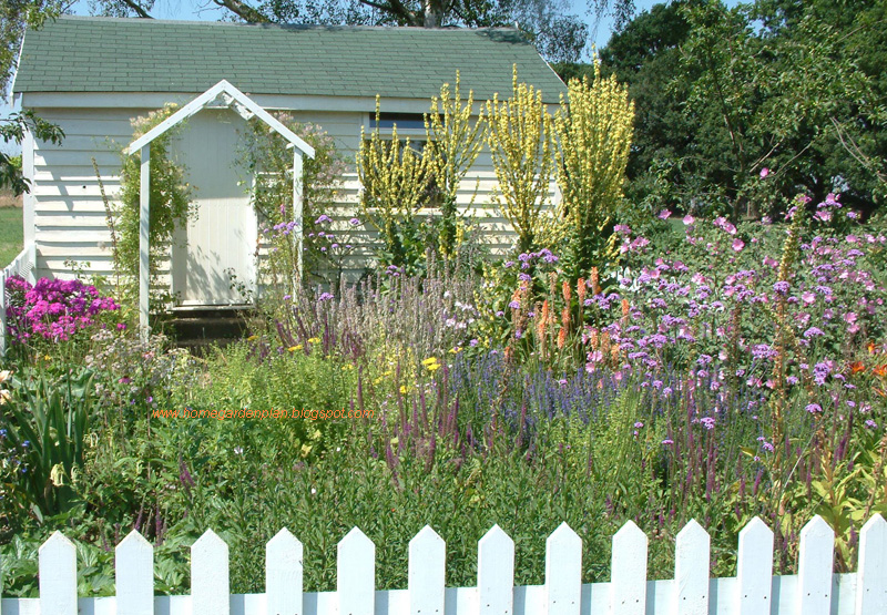Home Garden Plans 2014 Cottage Garden Plan