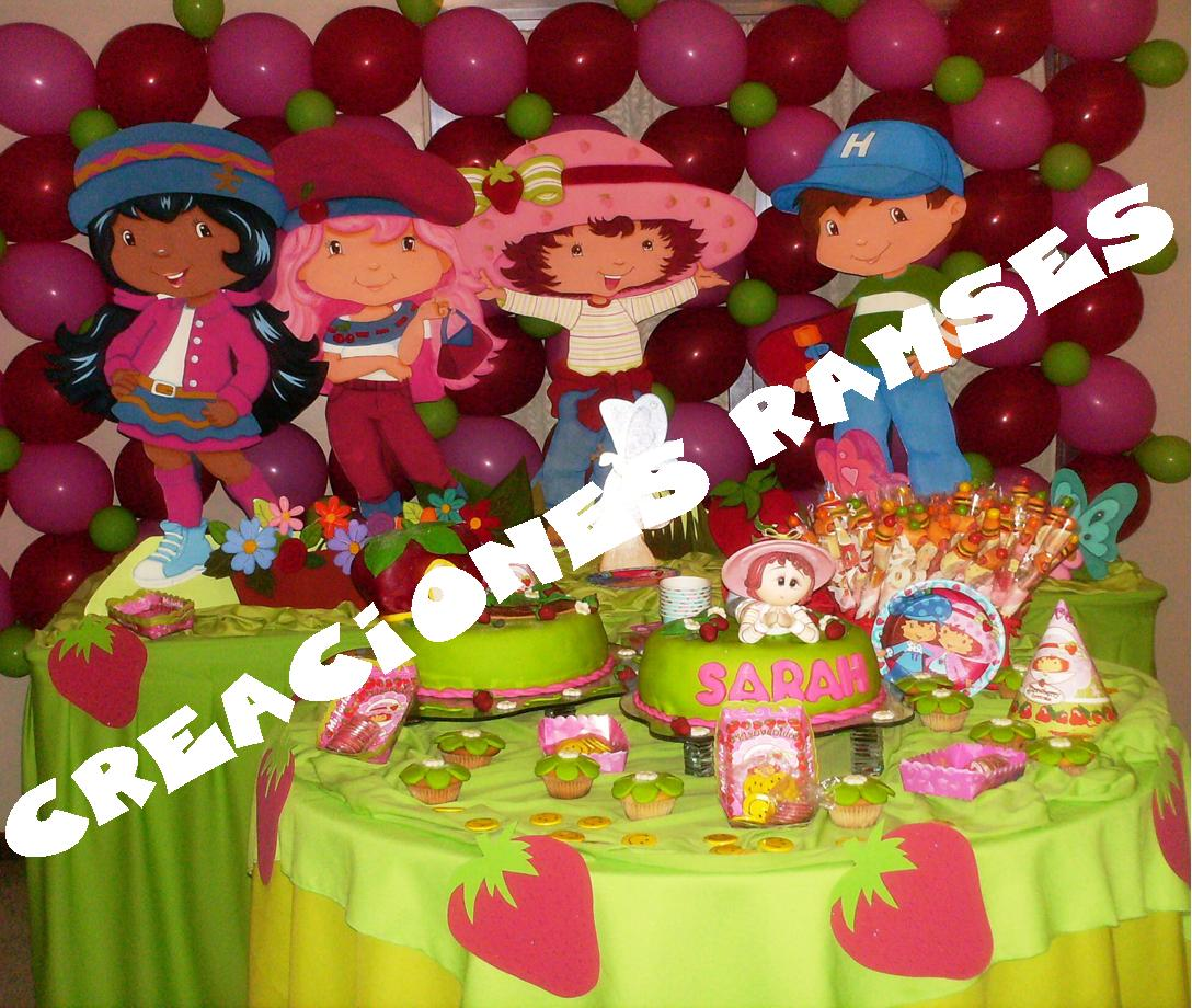 Creaciones Ramsesa: Decoraciones Fiestas Infantiles
