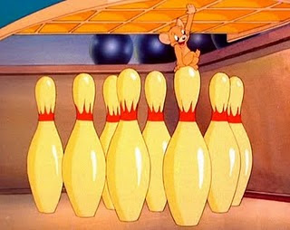 Tom and Jerry Eps 7 The Bowling Alley Cat