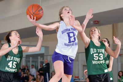 Bangor Y's Maine Basketball Festival tournaments underway