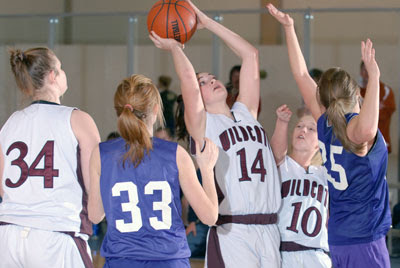 Champions crowned as Maine Basketball Festival 7/8 Grade girls tourney concludes