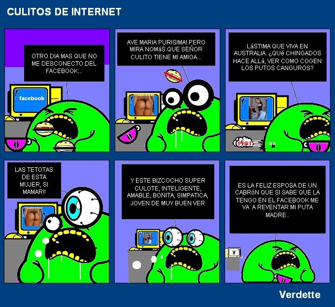 CULITOS DE INTERNET