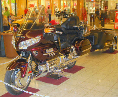 Jim Coleman Honda >> Mike's Touring Journal: 2008, KY Oaks Mall-Gold Wing ...