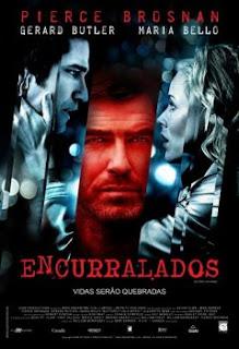 Filme Poster Encurralados BRRip RMVB Dublado