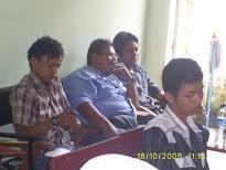 Diksar Advokasi dan Mental Ideologi2008
