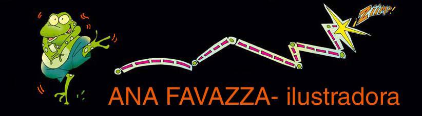 Ana Favazza ilustraciones