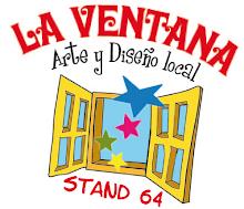 La Otra en Feria La Ventana Arte y Diseño Local