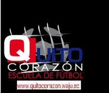 PAGINA WEB ¨ QUITO CORAZON ¨