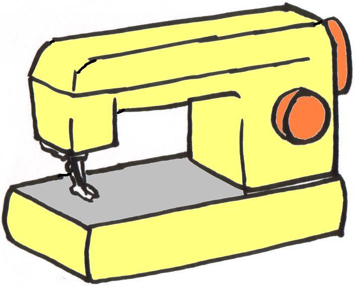 Google SketchUp 3D Challenge: Sketchup 3D Challenge #121 - Sewing ...