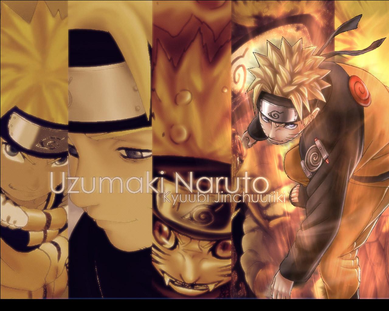 Kyuubi Jinchuuriki Naruto