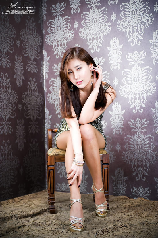 Sexy korean girls october