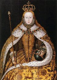 Queen Elizabeth I Coronation Portait