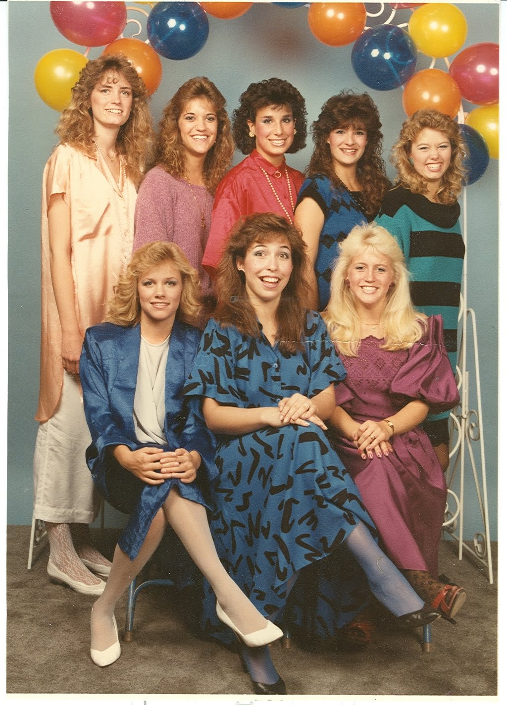 Фото 80 годов девушек 9 фотография