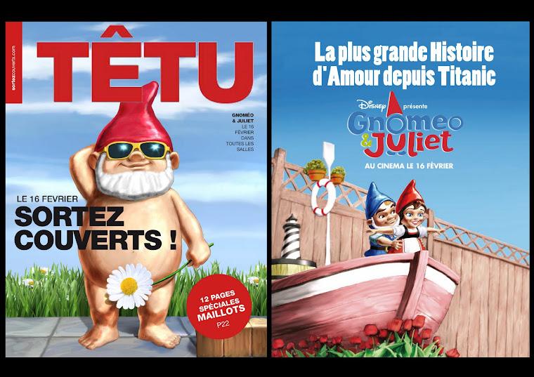 Gnoméo et Juliet ( BETC euro rscg )
