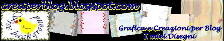 grafica e creazioni per blog