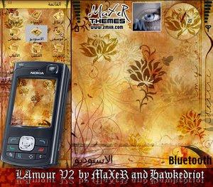 Lamour Nokia Theme