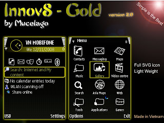 Theme 63-INNOV8 Gold by Mucelago