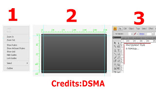 Create 9 Piece Elements:dsma Rule, Easiest way to make 9 piece elements.