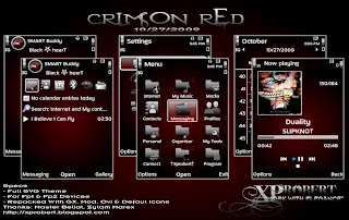 Crimson by Xprobert Nseries Theme