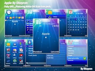 Apple by Dizzycon