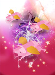 Flying Pig Flashlite screensaver v1 & v2 – 240×320 Pixel